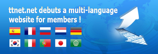 ttnet.net multi-language website